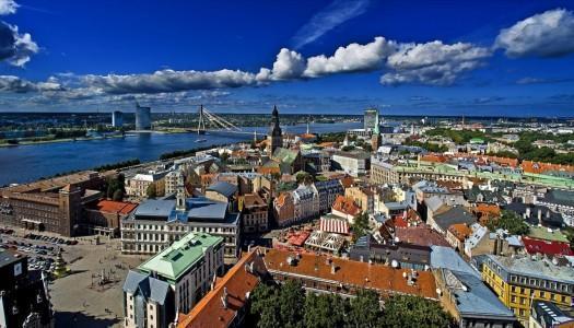 EVS v Rigi, Latvija