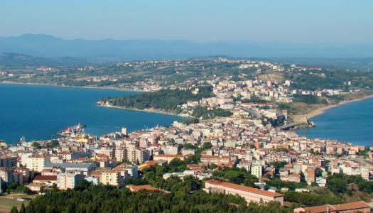 EVS v turškem mestu Sinop