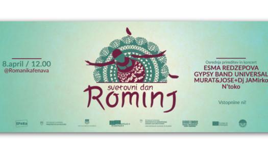 Festival Svetovni dan Rominj 2016