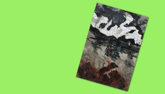 Stojan Grauf – Popisana krajina, otvoritev razstave