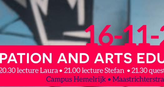 Emancipacija in predavanje o umetnosti