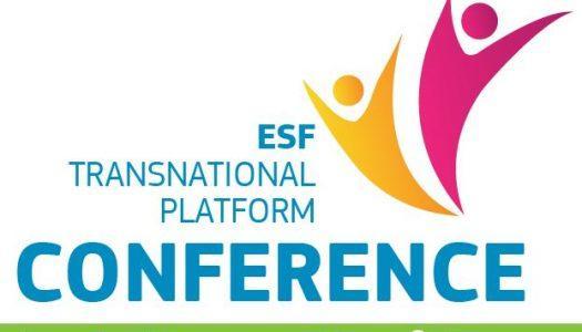 Konferenca o transnacionalni platformi ESS