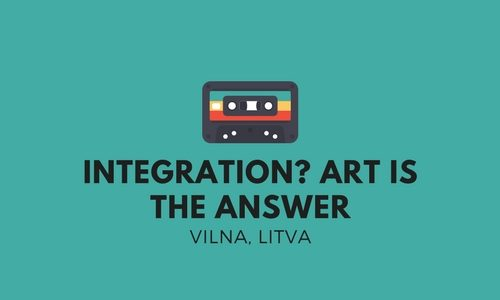 Integration? Art is the answer