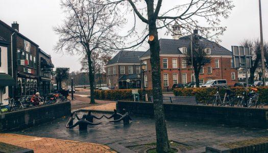 Zarja iz EVS izmenjave na Nizozemskem