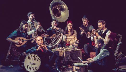 Prvi Balkan Gypsy Fest v Gradcu