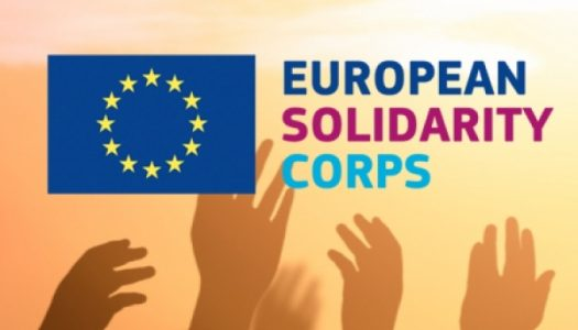 Opening event of the program European Solidarity Corps