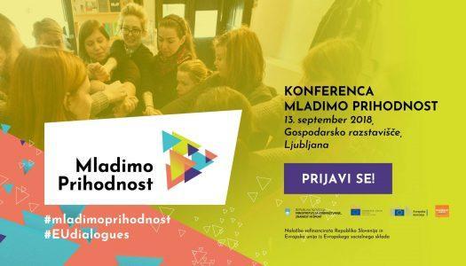 Konferenca Mladimo prihodnost
