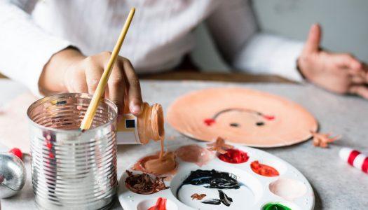 Socialno vključevanje z umetniškimi orodji