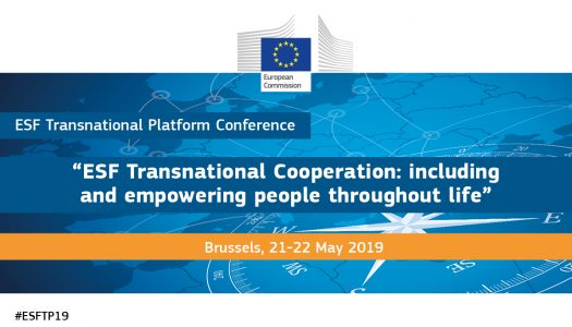 ESF TRANSNATIONAL PLATFORM ANNUAL CONFERENCE 2019
