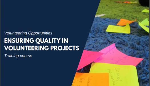 Ensuring Quality in Volunteering Projects