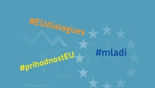 Pogovor Mladi in prihodnost Evropske unije