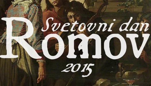 Svetovni dan Romov v Mariboru