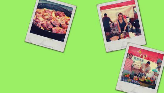 Fotografije – Romani kafenava na Street Food Market Graz