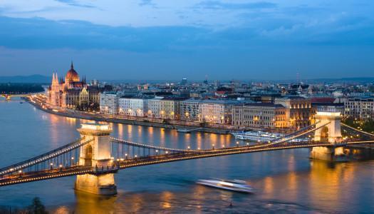 EVS v Budimpešti, Madžarska