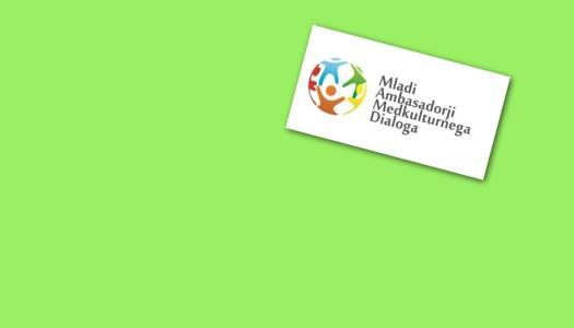 Romani kafenava na konferenci Mladi ambasadorji  medkulturnega dialoga