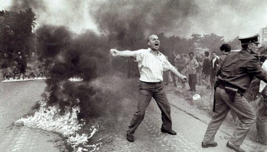 Fotografije: Lekcije leta 1991 – Vzpon nacionalizma skozi fotografski objektiv