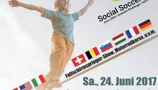 NOGOMETNI TURNIR – SOCIAL SOCCER CUP 2017
