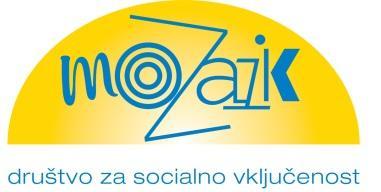 MOZAIK-društvo za socialno vključenost, so.p.