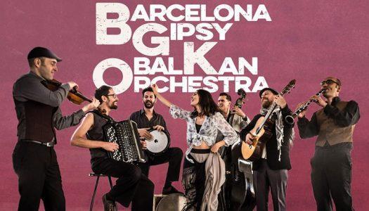 BGKO – Barcelona Gipsy balKan Orchestra