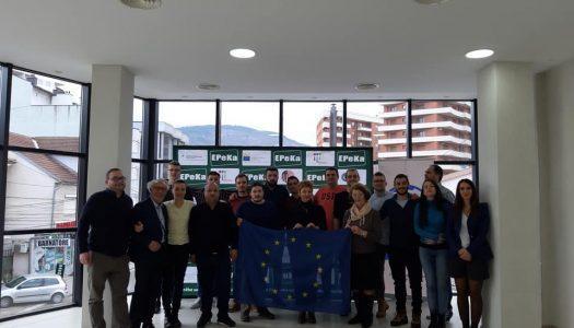 Začetek projekta Borba proti korupciji – razširjanje unije