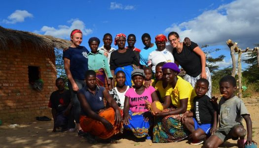 Volunteering in Zambia and Malawi – MB