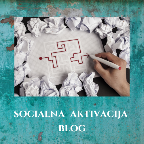 Socialna aktivacija blog.