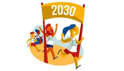Virtualni posvet z mladimi o trajnostnem razvoju – AGENDA 2030