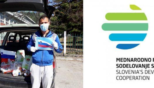 Donacija osnovnih potrebščin EPEKI Montenegro