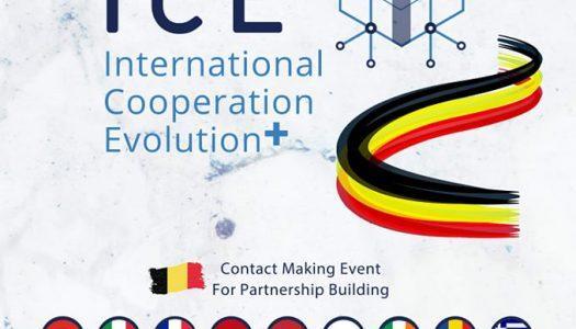ICE: Razvoj mednarodnega sodelovanja