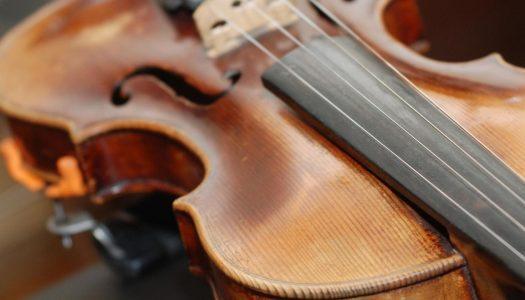 Noč, ko so violine obmoknile