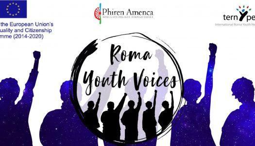Glasovi mladih Romov