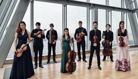 Prenos koncerta: Oberton String Octet