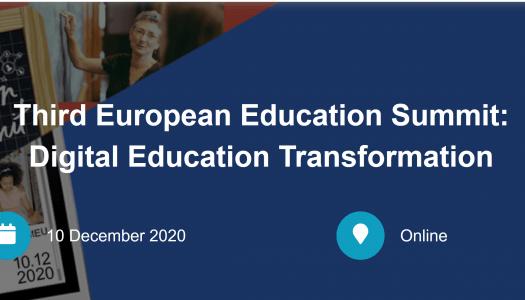 Transformacija digitalnega izobraževanja