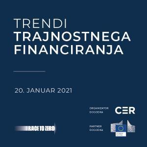 Trendi trajnostnega financiranja