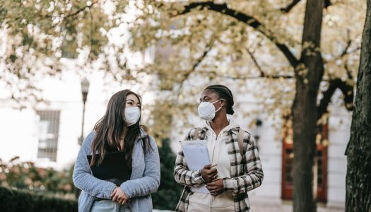 COVID-19 Crisis Through the Eyes of Young People