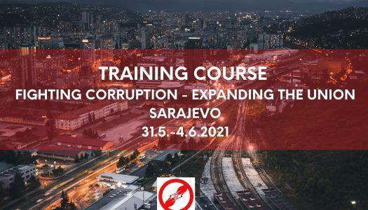 Usposabljanje: Boj proti korupciji