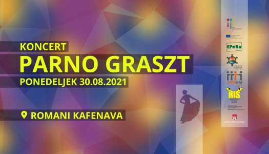 Koncert Parno Graszt